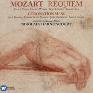 Mozart: Requiem & Coronation Mass - Nikolaus Harnoncourt