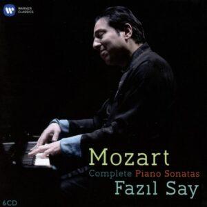 Mozart: Complete Piano Sonatas - Fazil Say