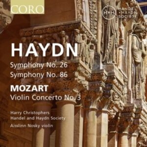 Haydn: Symphonies Nos. 26 & 86 - Harry Christophers