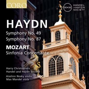 Haydn: Symphonies Nos. 49 & 87 - Harry Christophers