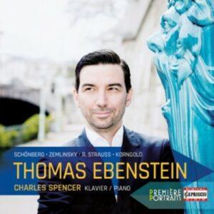Premiere Portraits - Thomas Ebenstein