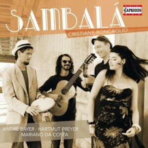 Sambala - Cristiane Roncaglio