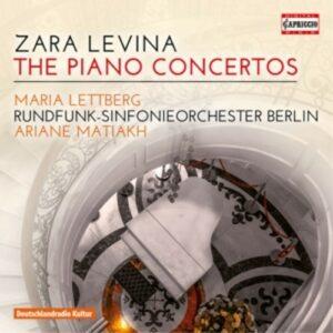Zara Levina: The Piano Concertos - Maria Lettberg