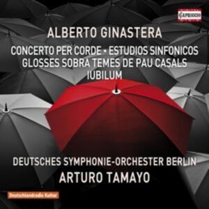 Alberto Ginastera: Concerto Per Corde Op. 33 - Arturo Tamayo