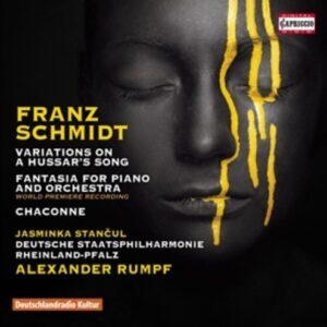 Franz Schmidt: Variations On A Hussar's Song - Jasminka Staneul