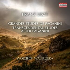 Franz Liszt: Grande Etudes De Paganini - Wojciech Waleczek