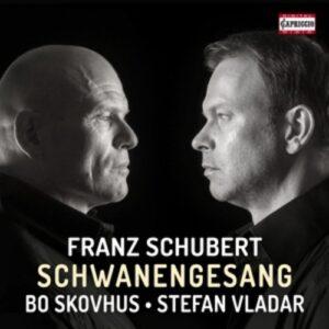 Schubert: Schwanengesang D. 957 - Bo Skovhus