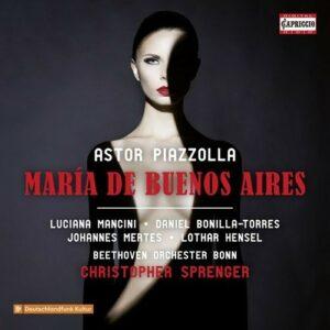 Astor Piazzolla: Maria De Buenos Aires - Daniel Bonilla-Torres