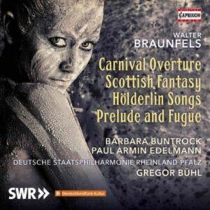 Walter Braunfels Edition Vol.5  - Barbara Buntrock