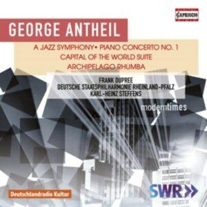 George Antheil: A Jazz Symphony - Frank Dupree