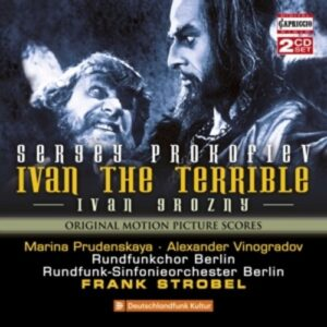 Prokofiev: Ivan The Terrible - Marina Prudenskaya