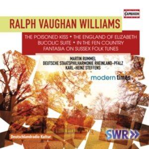 Ralph Vaughan Williams: The Poisoned Kiss - Martin Rummel
