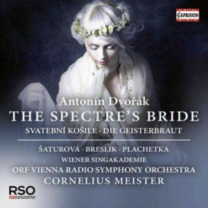 Dvorak: The Spectre's Bride - Cornelius Meister