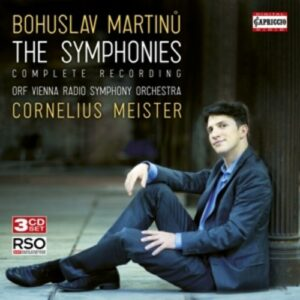Martinu: The Symphonies - Cornelius Meister
