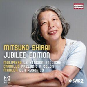 Mitsuko Shirai - Jubilee Edition - Mitsuko Shirai