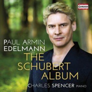 The Schubert Album - Paul Armin Edelmann