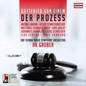 Gottfried Von Einem: Der Prozess (The Trial) - Heinz Karl Gruber