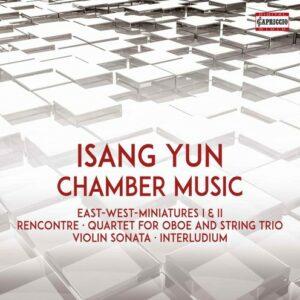 Isang Yun: Chamber Music - Shota Takahashi