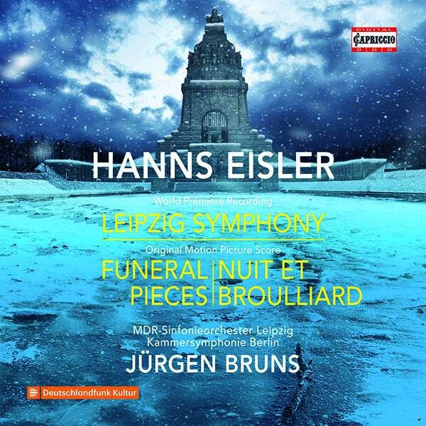 Hanns Eisler: Leipzig Symphony, Funeral Pieces - MDR Sinfonieorchester Leipzig
