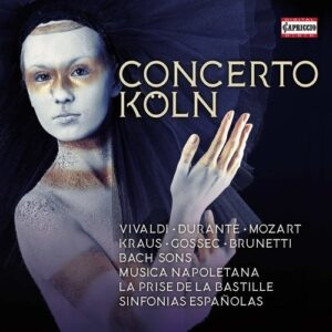 Recordings on Capriccio 1989-2003 - Concerto Koln