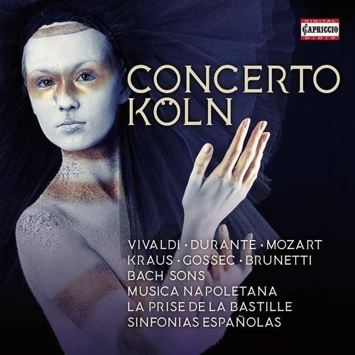 Recordings on Capriccio 1989-2003 - Concerto Koln