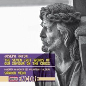 Joseph Haydn: Die Sieben Letzten Worte Unseres Erlosers Am Kreuz - Sandor Vegh
