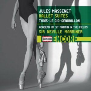 Jules Massenet: Ballet Suites - Neville Marriner