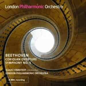 Beethoven: Coriolan Overture & Symphony No. 5 - Klaus Tennstedt