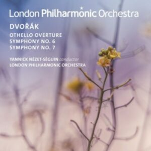 Dvorak: Symphonies Nos. 6 & 7 / Othello Overture - London Philharmonic Orchestra