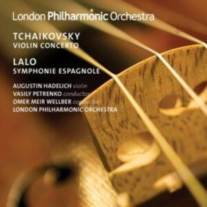 Tchaikovsky / Lalo: Violin Concerto / Symphonie Espagnole - Augustin Hadelich