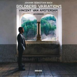 Bach: Goldberg Variations - Vincent Van Amsterdam