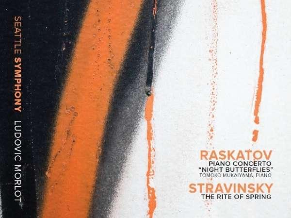 Alexander - Stravinsky, I Rastakov: Piano Concerto; Night Butteflies; ...