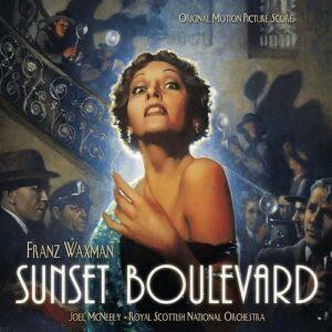 Sunset Boulevard (OST) - Franz Waxman