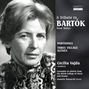 A Tribute To Bartok From Wales - Cecilia Vajda