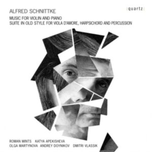 Schnittke: Works For Violin And Piano - Roman Mints