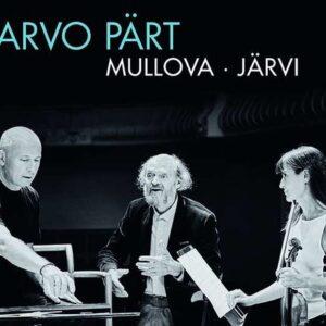 Arvo Part: Tabula rasa - Viktoria Mullova