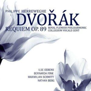 Dvorak: Requiem - Bernarda Fink