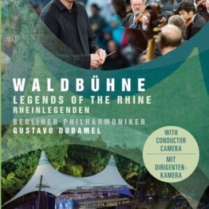 Waldbuhne 2017 - Gustavo Dudamel