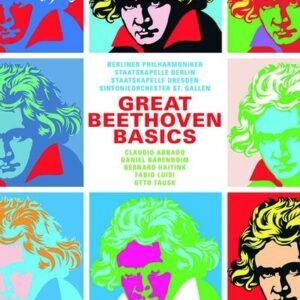 Great Beethoven Basics (8DVD) - Karita Mattila