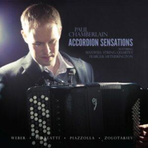 Accordian Sensations - Chamberlain, Paul
