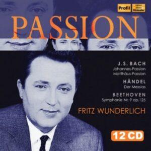 Passion - Fritz Wunderlich