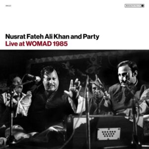 Live At Womad 1985 - Nusrat Fateh Ali Khan