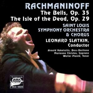 Rachmaninov: The Bells, The Isle Of The Dead - Leonard Slatkin
