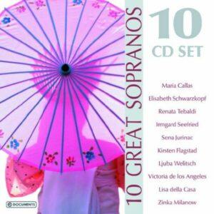 10 Great Sopranos