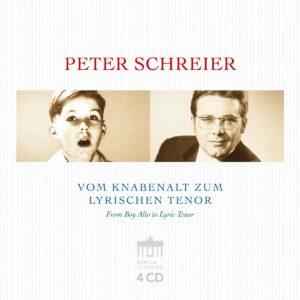 Vom Knabenalt zum lyrischen Tenor - Peter Schreier