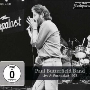 Live At Rockpalast 1978 - Paul Butterfield
