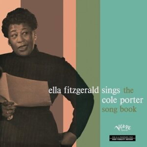 Sings The Cole Porter Songbook - Ella Fitzgerald