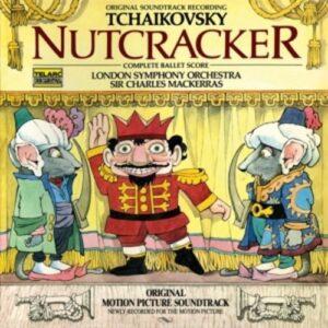 Tchaikovsky: Nutcracker (Double Vinyl) - Charles Mackerras