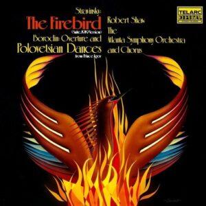 Stravinsky: Firebird - Robert Shaw