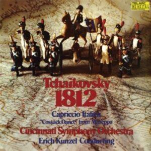 Tchaikovsky; 1812 Overture - Erich Kunzel